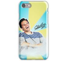 Sebastian Stan Wizard World Chicago Panel iPhone Case/Skin