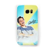 Sebastian Stan Wizard World Chicago Panel Samsung Galaxy Case/Skin