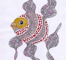 Clown fish by federico cortese