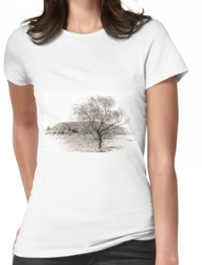 The Willow Womens Fitted T-Shirt