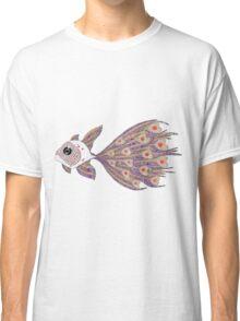 Fish of hearts  (original sold) Classic T-Shirt
