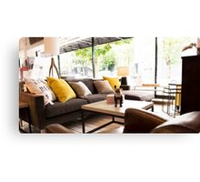 Country Furniture Canvas Print