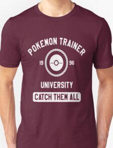 Pokemon university white T-Shirt