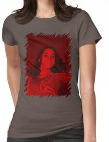 Aly Raisman - Celebrity Womens Fitted T-Shirt