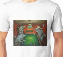Pool Sharks Unisex T-Shirt