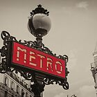 Metro  by Rob Hawkins