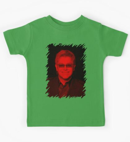 Elton John - Celebrity Kids Tee