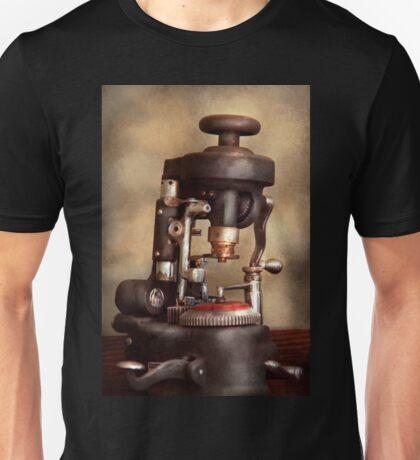 Optometry - Lens cutting machine Unisex T-Shirt