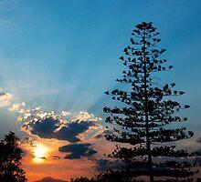 SUNSET IN NAFPLIO by panosmix