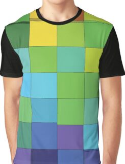 Boxes Graphic T-Shirt
