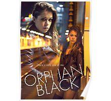 Sarah Manning - Orphan Black Poster
