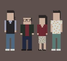 Seinfeld Cast by bestnevermade