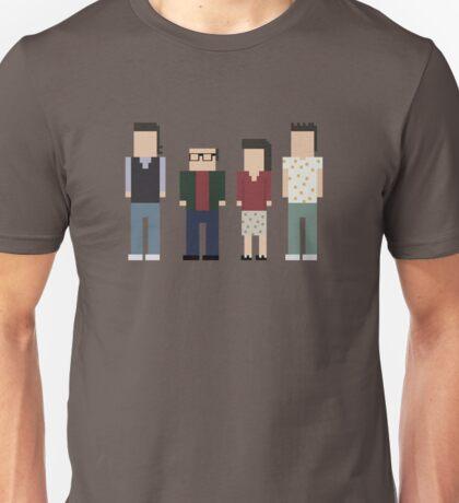 Seinfeld Cast Unisex T-Shirt