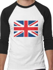 Flag of the Flag of the Great Britain Men's Baseball ¾ T-Shirt