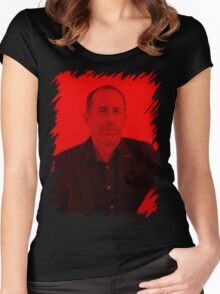 Jerry Seinfeld - Celebrity Women's Fitted Scoop T-Shirt