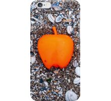 Apple on the Beach - part 2 iPhone Case/Skin