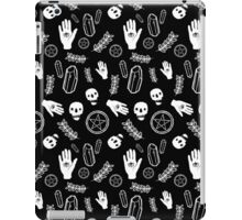 witchy pattern iPad Case/Skin