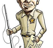 Andy Griffith - Sheriff by EJTees