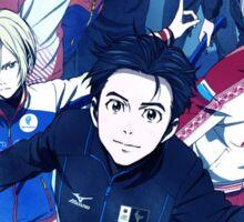 Yuri On Ice!!  Sticker