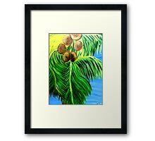 Co-Co-NuTS Framed Print