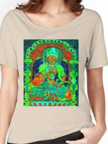 Agni Psychedelic Women's Relaxed Fit T-Shirt