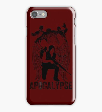 ZOMBIES APOCALYPSE iPhone Case/Skin
