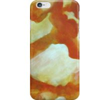 Abstract Orange 2 iPhone Case/Skin