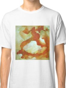 Abstract Orange 2 Classic T-Shirt