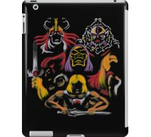 BATTLE OF THE MASTERS iPad Case/Skin