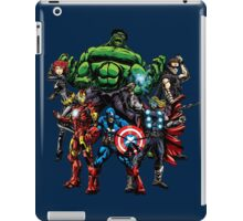Avengers Assemble! iPad Case/Skin