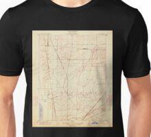 USGS TOPO Map California CA Arcade 295900 1911 31680 geo Unisex T-Shirt