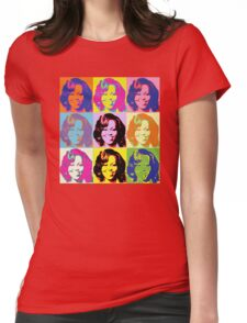 Michele Obama FLOTUS  Womens Fitted T-Shirt