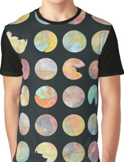 Colored World Graphic T-Shirt