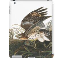 Red-shouldered Hawk - John James Audubon iPad Case/Skin