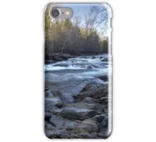 Great Smoky Mountains River iPhone Case/Skin