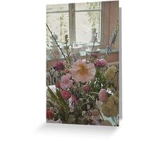 Country Vintage - Cottage No.2 Greeting Card