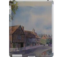 Aldbury Autumn iPad Case/Skin