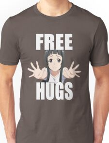 Sword Art Online - Yui - Free Hugs  Unisex T-Shirt