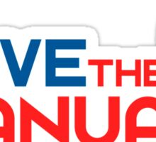 Save The Manuals (1) Sticker