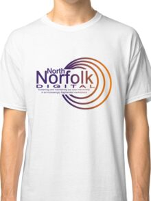 North Norfolk Digital Classic T-Shirt