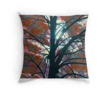 LIGHT PUZZLE Throw Pillow