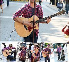 Darren Criss Live - Third Street Promenade by tatmaslany