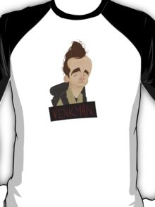 Ghostbusters: Venkman Caricature  T-Shirt