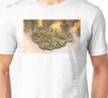 Fire Cookies kush 420 dank cannabis buds. Unisex T-Shirt