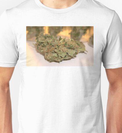 Fire Cookies kush 420 dank cannabis buds. 710 weed Unisex T-Shirt