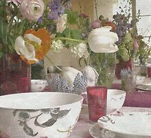 Country Vintage - Cottage No.4 by Circe Lucas