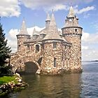 Another view of the Power station, Boldt. Castle, NY, USA by Shulie1
