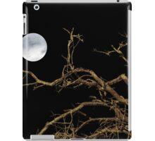 Nature Dark Scene iPad Case/Skin
