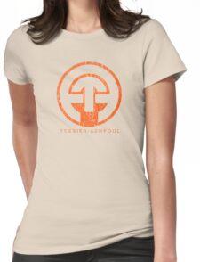 Neuromancer Cyberpunk Tessier Ashpool Corporation Womens Fitted T-Shirt