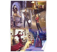 Once Upon A Time - main cast Poster